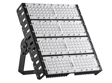 LED模組隧道燈鱗片散熱防水組隧50W - 500W高桿球場戶外投光道路燈