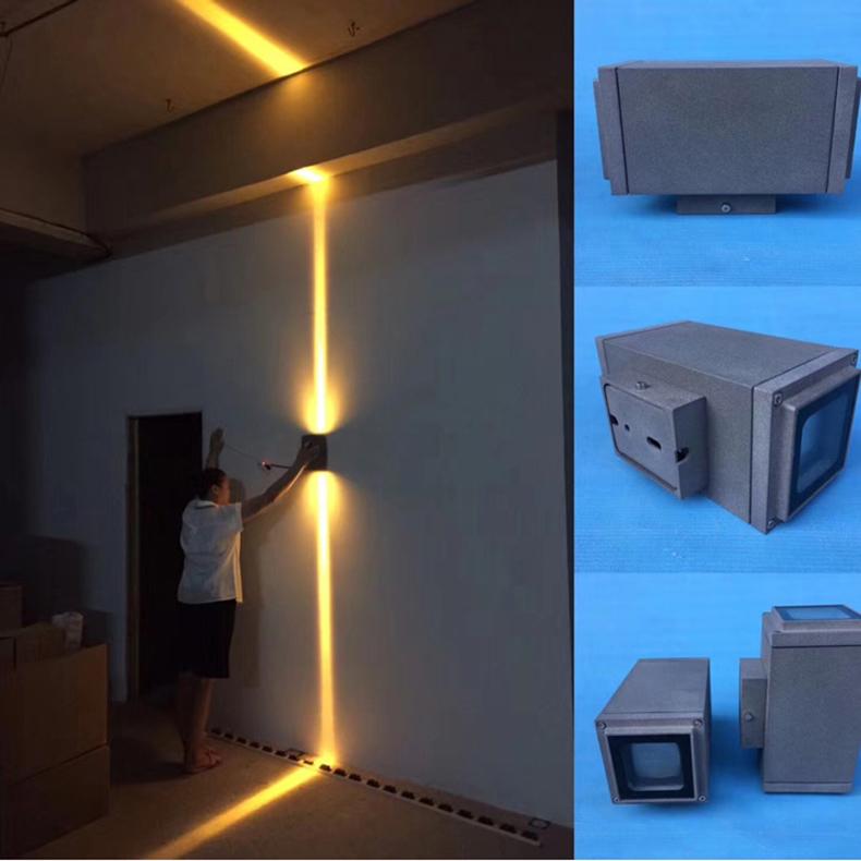 雙頭壁燈 使用效果圖 (1)