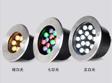 工程IP67防水埋地燈