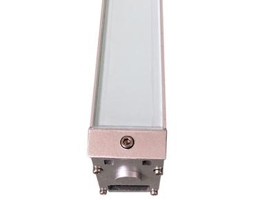 乳白玻璃12W嵌入式線條埋地燈