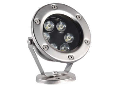 IP68 圓形不銹鋼水底燈小6W 9W