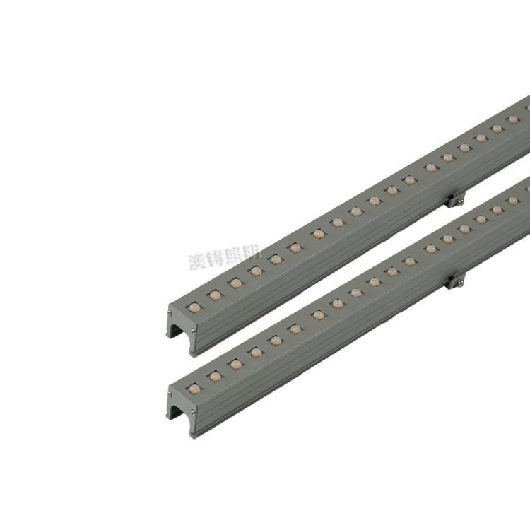led線條燈在建筑物泛光照明設計中應注意哪些問題?
