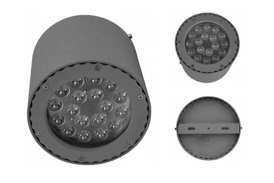 D1RBD165    D2RBD165    D1CRBD165 LED圆形壁灯24W 36W 48W