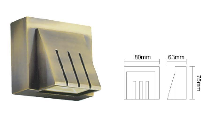 201    202    203    204 LED造型壁灯3W 6W